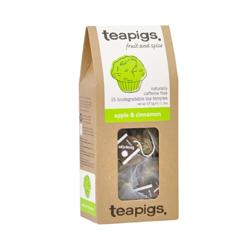 Herbata owocowa Teapigs Apple & Cinnamon 15 piramidek