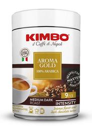 Kawa mielona Kimbo Aroma Gold 250g - Puszka