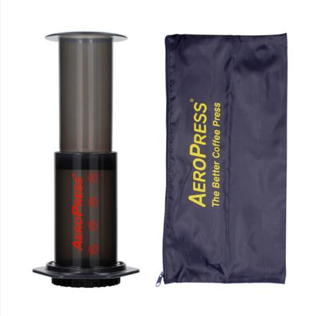AeroPress - Zestaw z pokrowcem