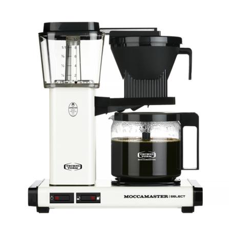 Ekspres do kawy Moccamaster KBG 741 Select - Off-White