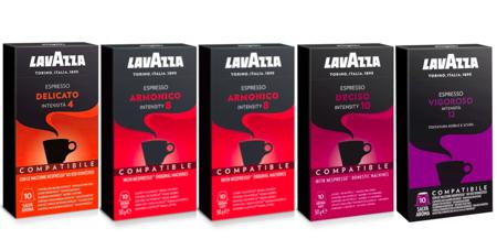 Kapsułki do Nespresso Lavazza Espresso MIX 50 sztuk