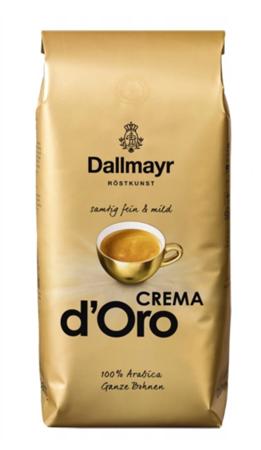 Kawa ziarnista Dallmayr Crema d'Oro 1kg