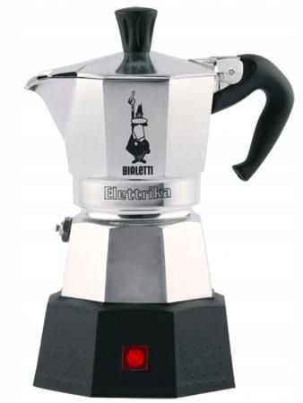 Kawiarka elektryczna Bialetti Elettrika 2tz