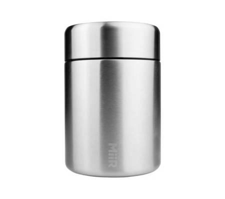 Pojemnik na kawę MiiR Coffee Canister - Stalowy